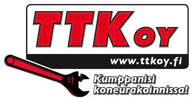 TTK Oy Turun Työkone Logo